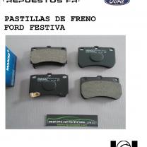 PASTILLAS FRENO